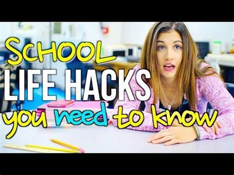 back to school study tips diy study snacks best 25 hacks for school ideas on school
