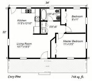 Log Cabin Floorplans by Log Cabin Floor Plans Floor Plan 1 My Little House