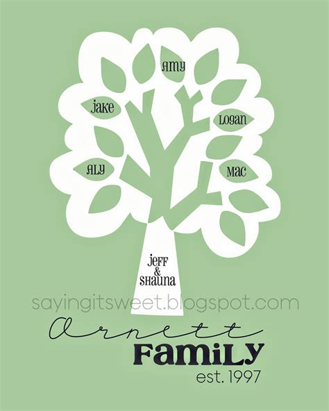 customizable family tree template family tree template family tree template customizable