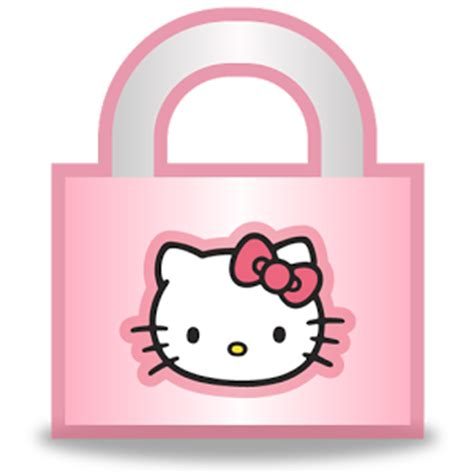hello kitty lock wallpaper hello kitty animated lock android informer new arrival