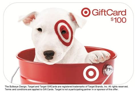 How To Use Online Target Gift Card In Store - 100 target gift card just 90