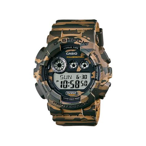g shock monting
