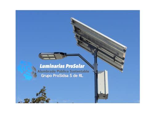 Lu Jalan Solar Cell foto luminarias prosolar de grupo prosidsa 69965