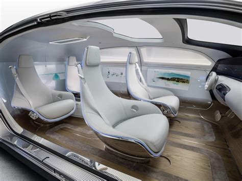 mercedes f105 mercedes f105 luxury in motion concept car