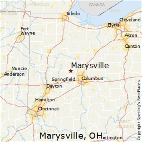 houses for sale marysville ohio best places to live in marysville ohio