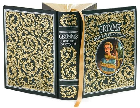 grim the story of a pike classic reprint books leatherbound grimm s complete tales the beanstalk