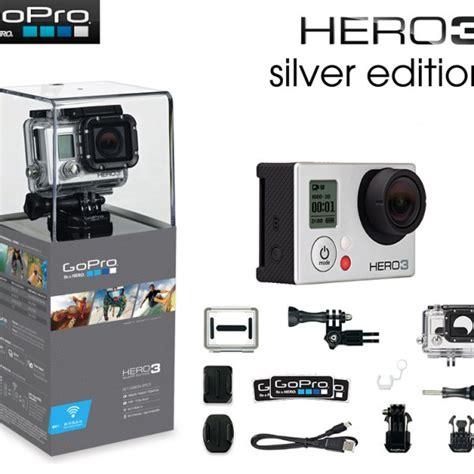 Jual Gopro 3 Silver Edition go pro hero3 silver edition scuba marine