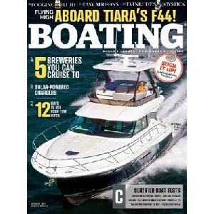 free boating magazine free boating magazine 1 year print subscription 10 issues