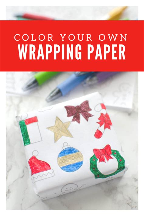 How To Make Your Own Wrapping Paper - your own wrapping paper 28 images how to print your