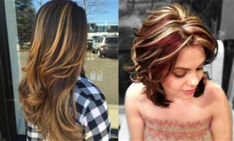 Pramenovi Na Tamnu Kosu | pramenovi za tamnu kosu kako odabrati boju za kosu friz