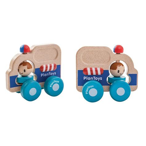 push pull turn truck to the rescue books plan toys rescue car