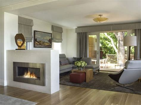 i have always loved a double sided fireplace that is shared with the best 25 double sided fireplace ideas on pinterest