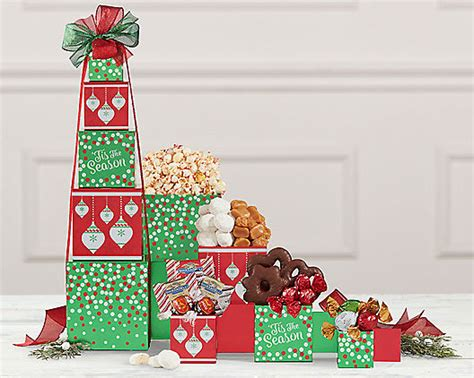 holiday gift towers holiday charms christmas holiday