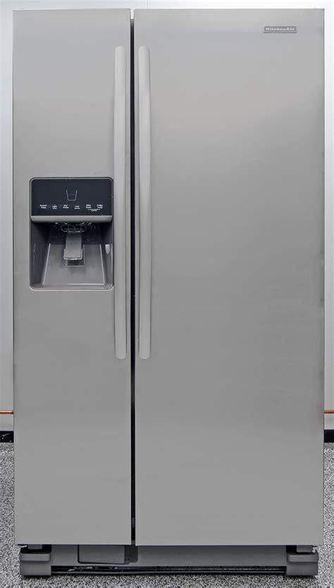 furniture modern kitchenaid refrigerator reviews