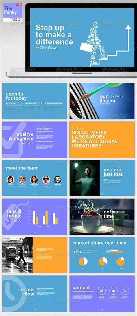 a powerpoint template 17 best images about design powerpoint presentation on