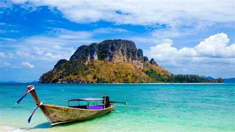 thailand island beautiful scenery hd wallpaper