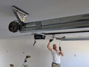 rear torsion spring system installation granite bay ca