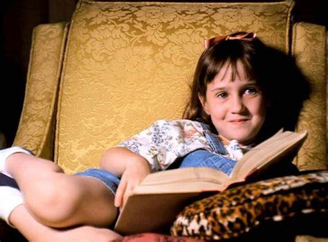 y girl on couch 20 life lessons matilda taught us in honor of the movie s