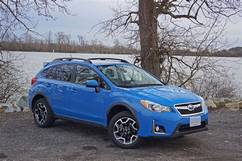 subaru crosstrek 2016 road 2016 subaru crosstrek sport road test review carcostcanada