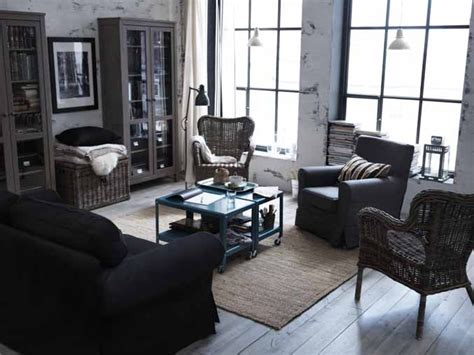 Industrial Rustic Living Room by With Rustic Style In The Living Room Why Not Play With
