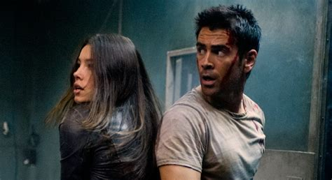 Biels New Squeeze by New Total Recall Trailer You Re Going To Wish You Had