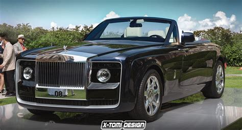 rolls royce sweptail works as a convertible doesn t it