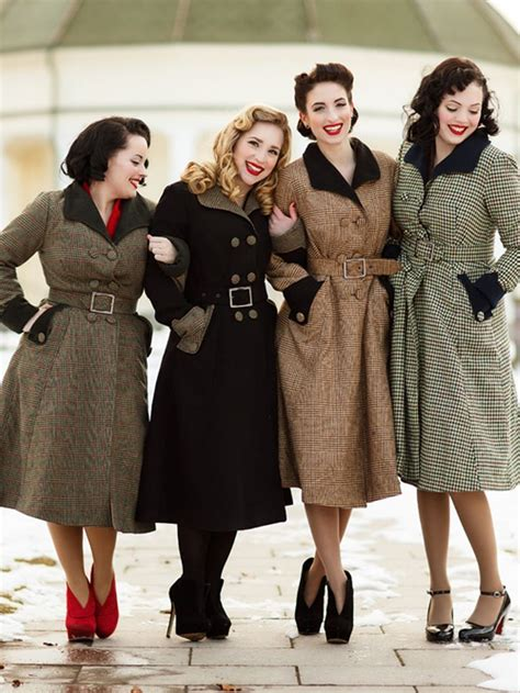 how to dress like a pin up in winter rebelcircus