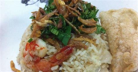 cara membuat nasi goreng siti fatimah cik wan kitchen nasi goreng kerabu