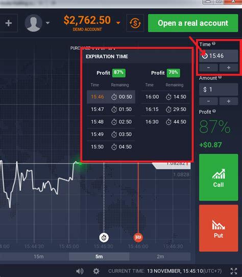 tutorial menggunakan iq option cara trading iq option menggunakan laptop komputer