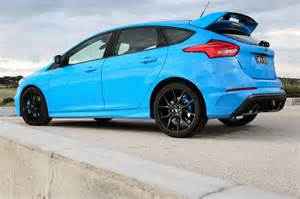 Focus Ford Weekly Anyone Can Be Ken Block In The New Ford Focus Rs