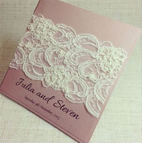 Wedding Invitations With Lace by Lace Wedding Invitations For Your Wedding Arabia Weddings