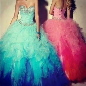 quinceanera colors new sweetheart multi color formal prom