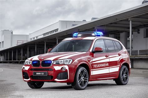 bmw vans and trucks bmw s new special emergency and safety vehicles and bikes
