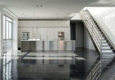 Concrete Block Garage Designs concrete in interior design destination living