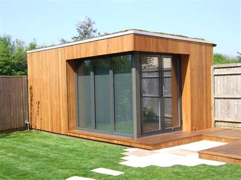 2 Room Shed by Garden Spaces The Garden Room Guide