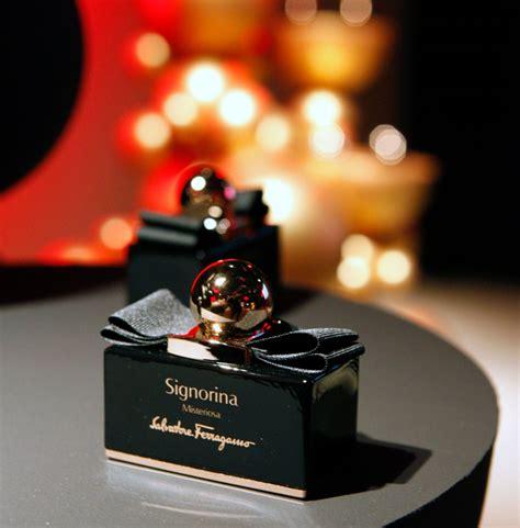 Savatore Feragamo Signorina salvatore ferragamo signorina misteriosa new fragrances
