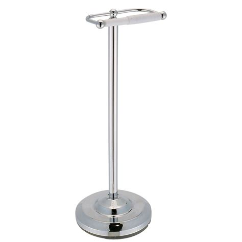 free standing toilet paper holder toilet roll paper holder floor free standing chrome