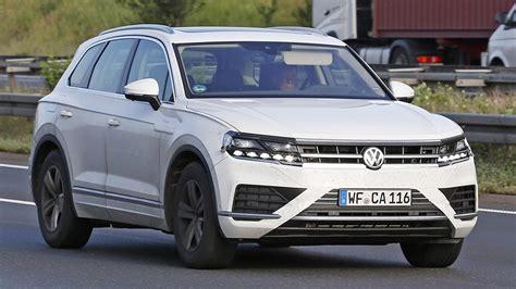 Volkswagen Touareg 2018 by Nuova Volkswagen Touareg 2018 La Prima Uscita Sar 224 Entro