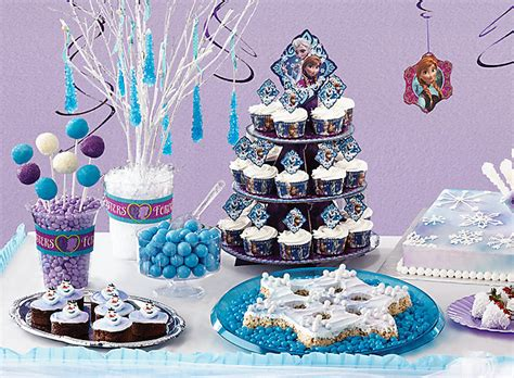 Home Decoration Games frozen sweets amp treats ideas party city