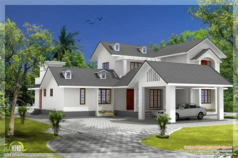 Superb 5 Bedroom Luxury House Plans #1: 5-Bedroom-Country-House-Plans-915x609.jpg