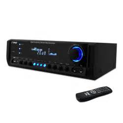 home audio receiver pylehome pt390au home and office lifiers