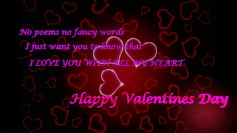happy valentines to me happy valentines day poems for him jinni
