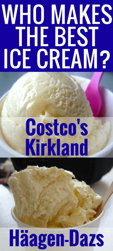 dr oz costcos kirkland vanilla ice cream  brand