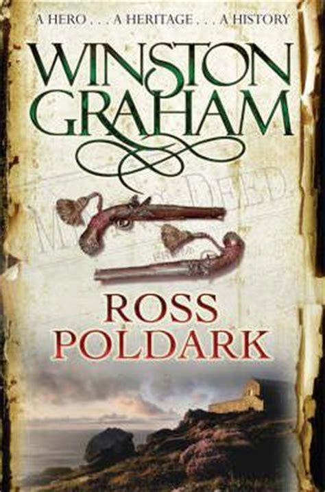 ross poldark winston graham 9780330463294