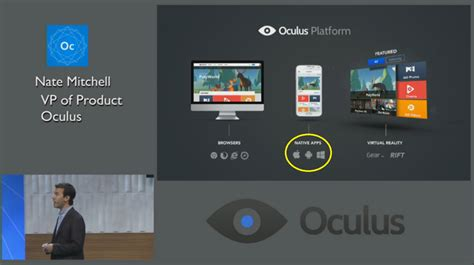 oculus android oculus keynote reveals apps will arrive on windows phone windows central