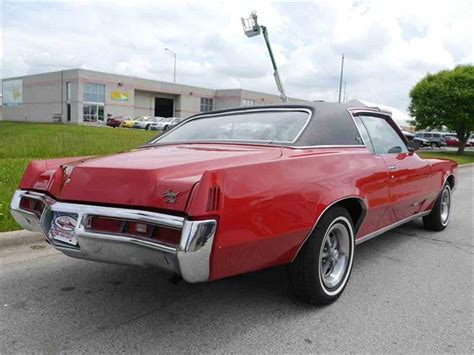 Pontiac Grand Prix 1972 by 1972 Pontiac Grand Prix For Sale Classiccars Cc 684280
