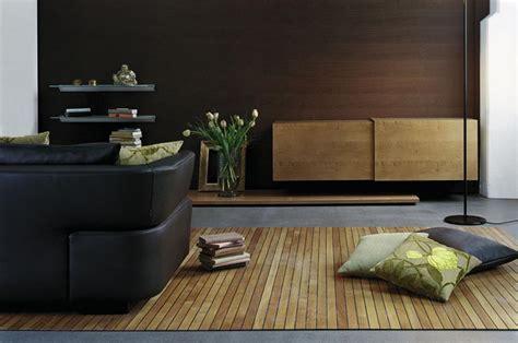 tappeto in legno tappeti tappeto legno legno da ruckstuhl