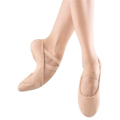 ballet shoes bloch proflex canvas split sole ballet shoe