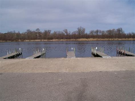 boat launch sites city of escanaba north shore facilities