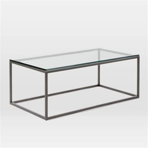 West Elm Glass Coffee Table 12 Best Glass Coffee Tables In 2018 Glass Top Coffee Table Reviews